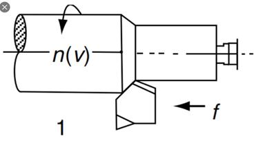 prinsip kerja mesin bubut manual